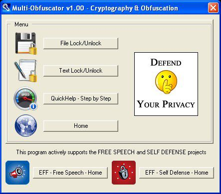 Vorschau MultiObfuscator Cryptography and Obfuscation - Bild 1