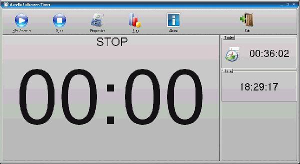 Vorschau Ascella Fullscreen Timer - Bild 1
