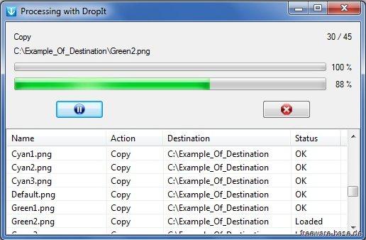 Vorschau DropIt and DropIt Portable - Bild 1