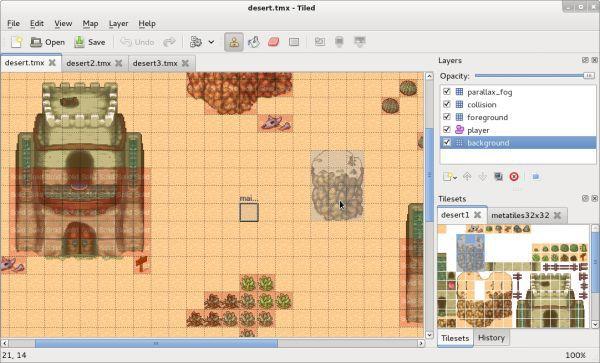 Vorschau Tiled Map Editor - Bild 1