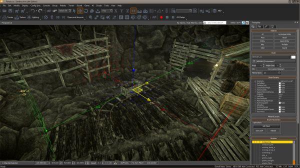 Vorschau CryEngine 3 SDK - Bild 1