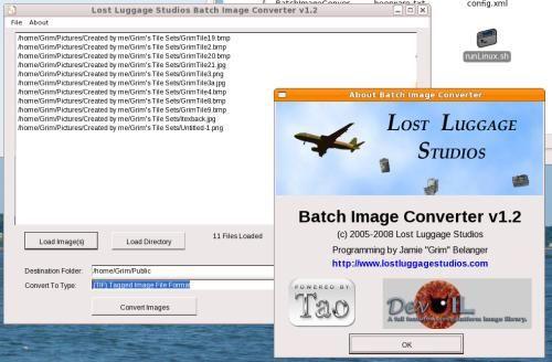 Vorschau Batch Image Converter - Bild 1