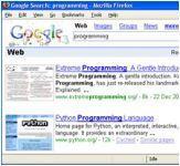Vorschau SearchPreview für Firefox - Bild 1