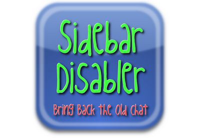 Vorschau Facebook Chat Sidebar Disabler for Google Chrome - now Socia - Bild 1