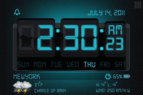 Vorschau Alarm Clock Free - Bild 1