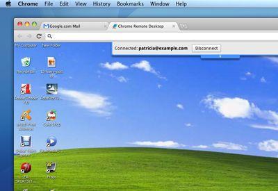 Vorschau Chrome Remote Desktop - Bild 1