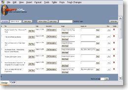 Vorschau SoftXMLCMS - Bild 1