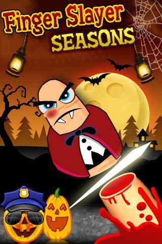 Vorschau Finger Slayer Seasons - Halloween - Bild 1
