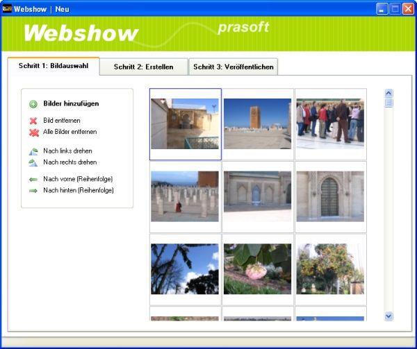 Vorschau Webshow - Bild 1