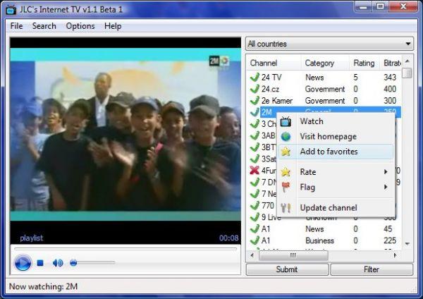 Vorschau JLCs Internet TV - Bild 1