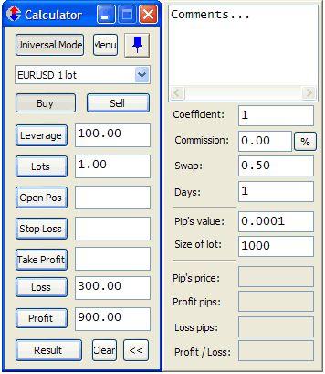 Vorschau Calculator of Trader - Bild 1