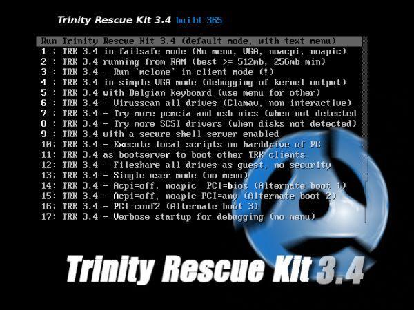 Vorschau Trinity Rescue Kit - Bild 1