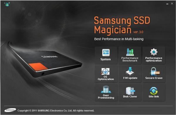 Vorschau SSD Magician Tool - Bild 1