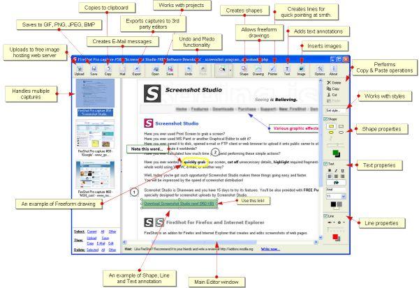 Vorschau FireShot for Internet Explorer - Bild 1