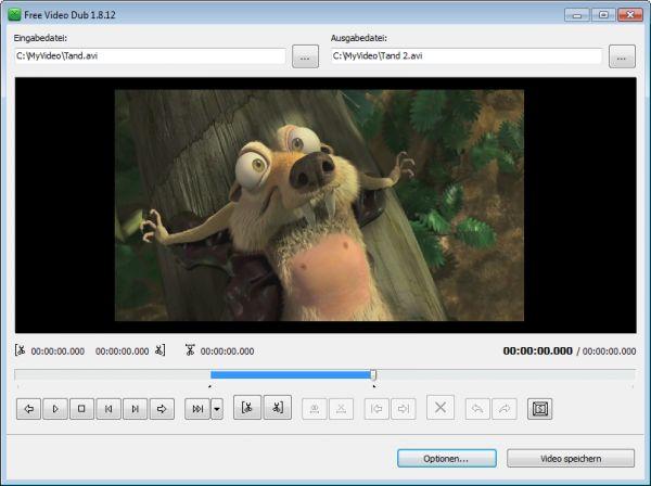 Vorschau Free Video Dub - Bild 1
