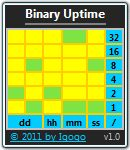 Vorschau Binary Uptime - Bild 1