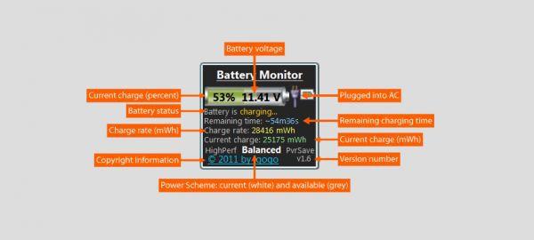 Vorschau Battery Monitor - Bild 1