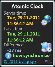 Vorschau Atomic Clock - Bild 1