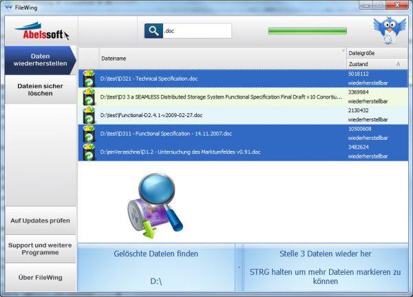 Vorschau FileWing - Bild 1