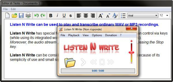 Vorschau Listen N Write Free and Portable - Bild 1