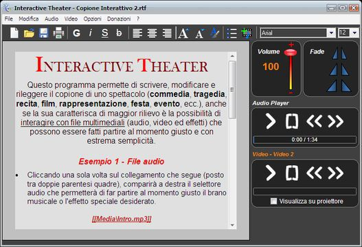 Vorschau Interactive Theater Free and Portable - Bild 1