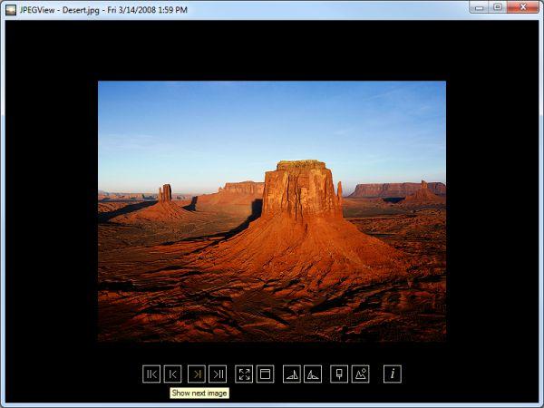 Vorschau JPEGView Portable - Bild 1