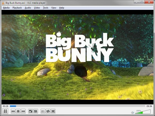 Vorschau VLC Media Player Portable - Bild 1