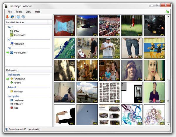 Vorschau The Image Collector - Bild 1