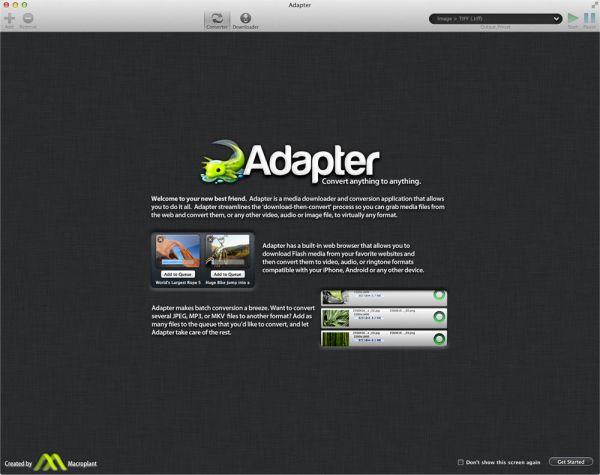 Vorschau Adapter for Mac - Bild 1
