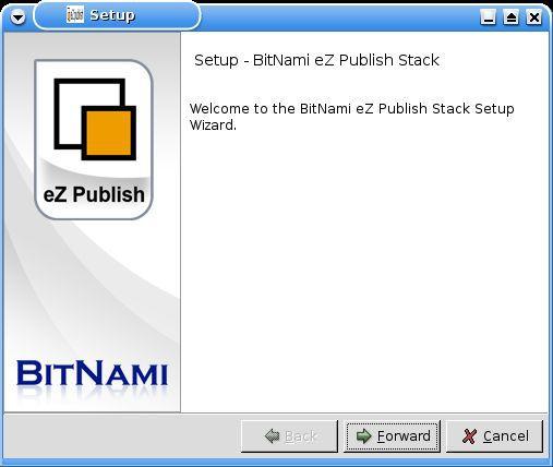 Vorschau BitNami eZ Publish Stack - Bild 1