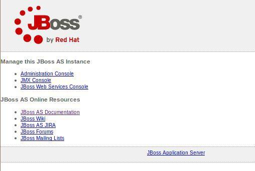 Vorschau BitNami JBoss Stack - Bild 1