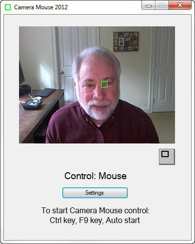 Vorschau Camera Mouse - Bild 1