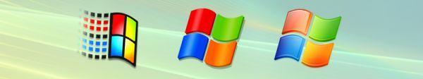 Vorschau Windows Logo Icons - Bild 1
