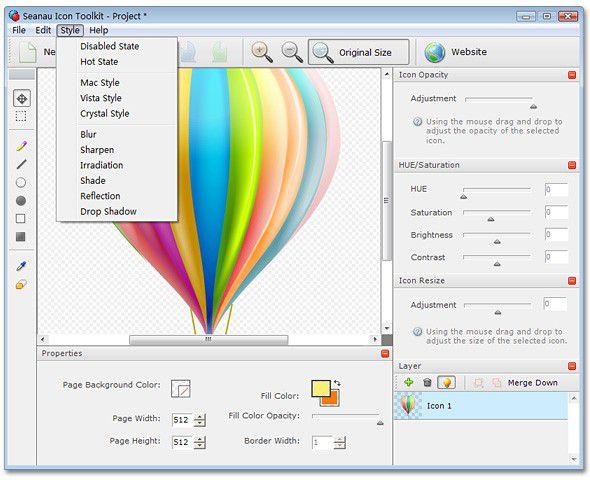 Vorschau Seanau Icon Toolkit - Bild 1