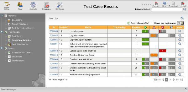 Vorschau Klaros-Testmanagement - Bild 1