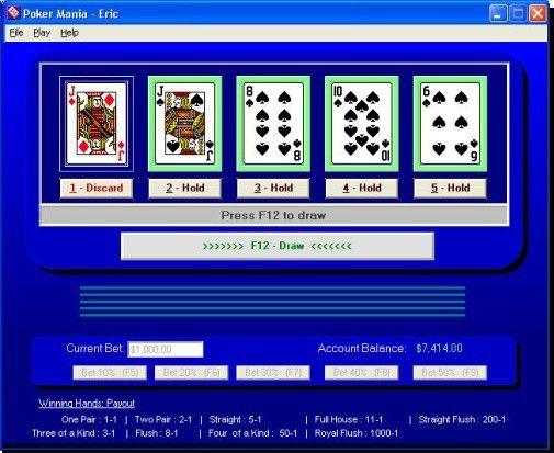 Vorschau Poker Mania - Bild 1