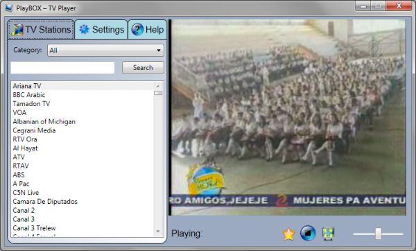 Vorschau PlayBOX TV Player - Bild 1