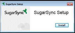 Vorschau SugarSync for Mac OS - Bild 1