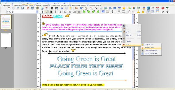 Vorschau OmegaOffice HD Plus - Bild 1