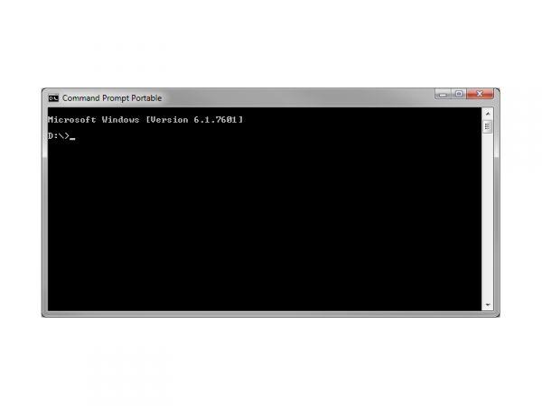 Vorschau Command Prompt Portable - Bild 1