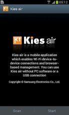 Vorschau Kies air - Android App - Bild 1