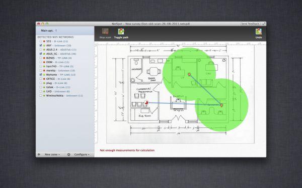 Vorschau NetSpot for Mac - Bild 1