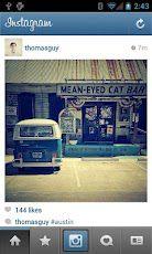 Vorschau Instagram - Android App - Bild 1