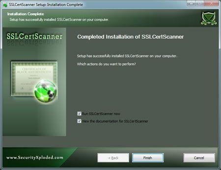 Vorschau SSL Certificate Scanner - Bild 1