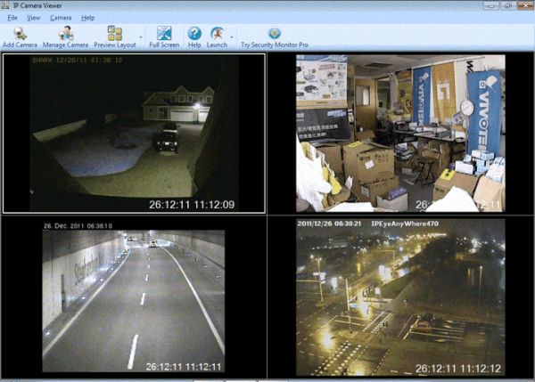 Vorschau IP Camera Viewer - Bild 1