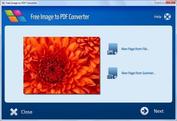 Vorschau Free Image to PDF Converter - Bild 1