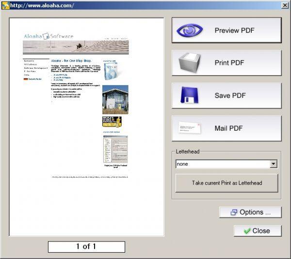 Vorschau Aloaha PDF Suite - Bild 1