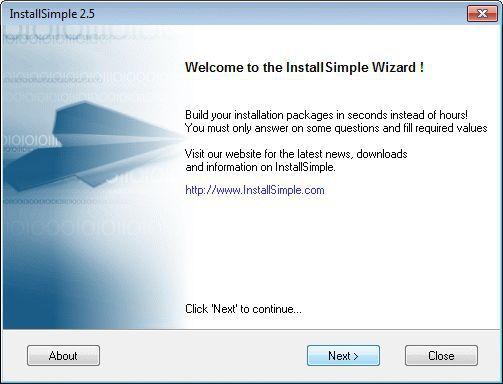 Vorschau InstallSimple FREE - Bild 1