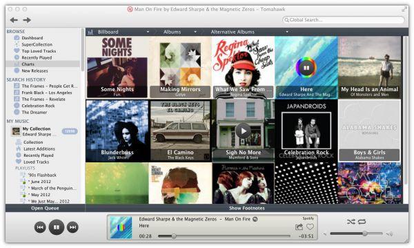 Vorschau Tomahawk for Mac - Bild 1
