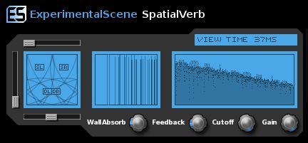 Vorschau SpatialVerb VST - Bild 1
